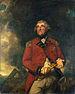 George Augustus Eliott, 1st Baron Heathfield - by Joshua Reynolds - Project Gutenberg eText 19009