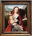 Gerard david, madonna col bambino, 1490 ca.JPG