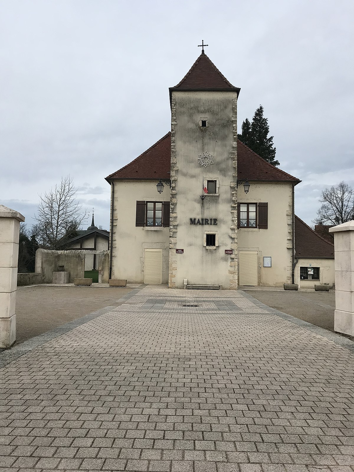 mairie de gevry jura
