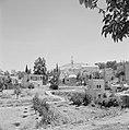Gezicht op het dorp Ein Karem., Bestanddeelnr 255-2793.jpg