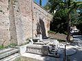 Giacono Leopardi elementi tombali traslati a Recanati.jpg
