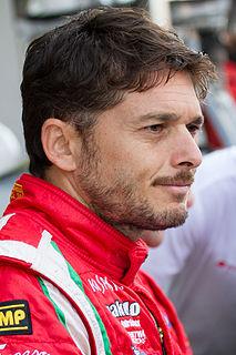 Giancarlo Fisichella Italian racing driver