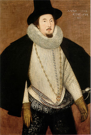 Gilbert Talbot, 7th Earl of Shrewsbury - The 7th Earl of Shrewsbury, 1596