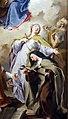 Giovan battista pittoni, santi in adorazione della sacra famiglia in gloria (coll. privata) 03.JPG