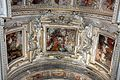Giovanni balducci detto il cosci, affreschi della cappella cavalcanti, natività di maria e scene della vita di s. egidio.jpg