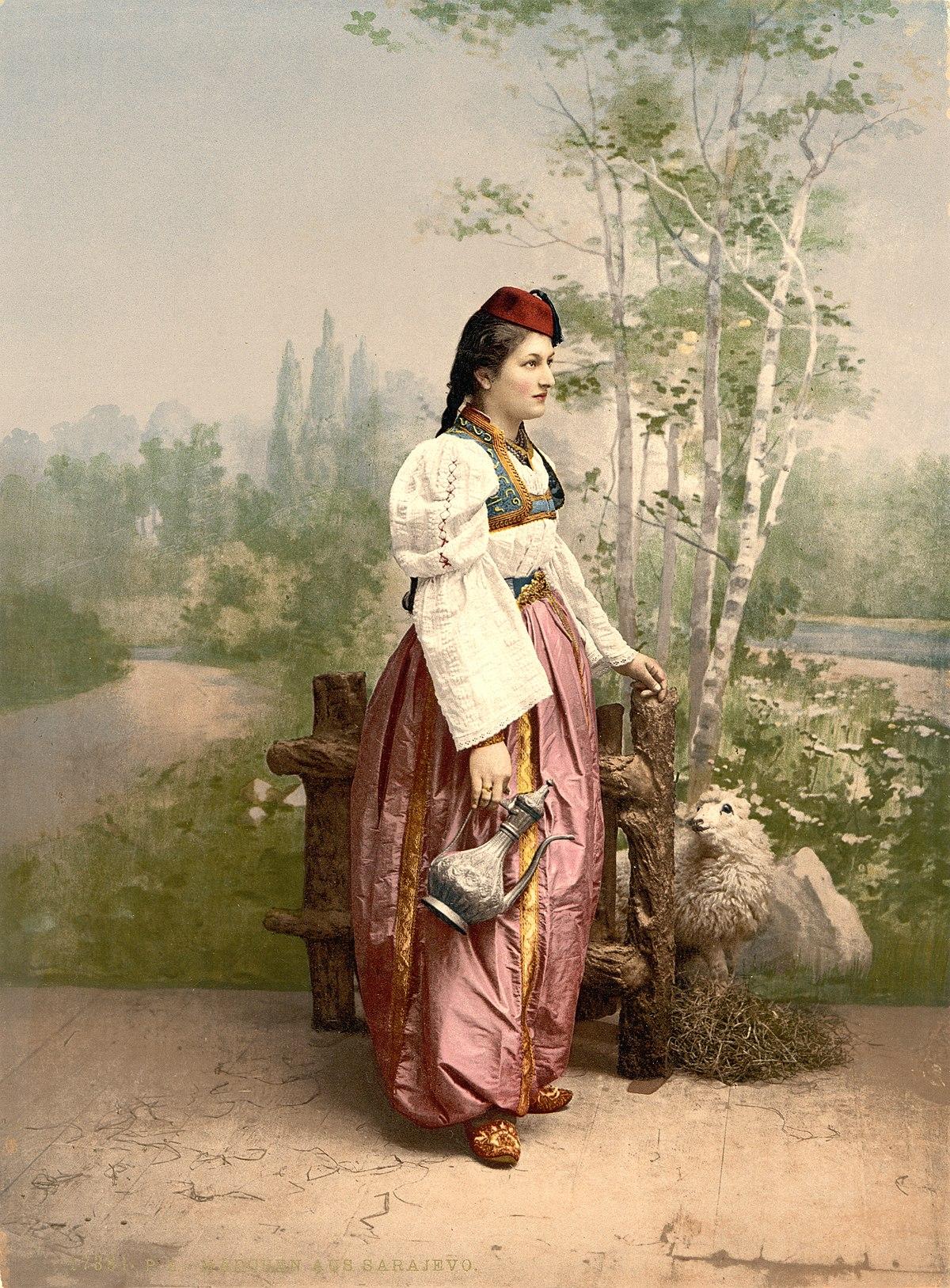 sarajevo girl