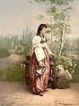 Girl of Sarajevo Bosnia Austro-Hungary.jpg