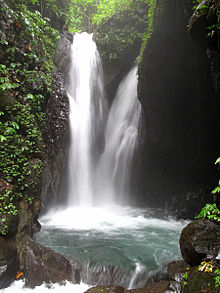 Gitgit Waterfall, Campuhan area, Bali, Indonesia.jpg