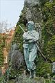 Giuseppe Zolli, partisan de Garibaldi (Venise) (6166927866).jpg