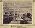 Gizella út, a Millenniumi kiállítás látogatóinak elszállásolására épült barakktelep, hálóterem. - Fortepan 82880.jpg