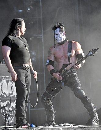 Glenn Danzig - Glenn Danzig performing with Doyle Wolfgang von Frankenstein at Wacken Open Air 2013.