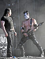 Glenn Danzig and Paul Doyle Caiafa playing at Wacken Open Air 2013 04.jpg