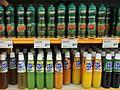 Globus Saarbrücken, fruit juice pic3.JPG