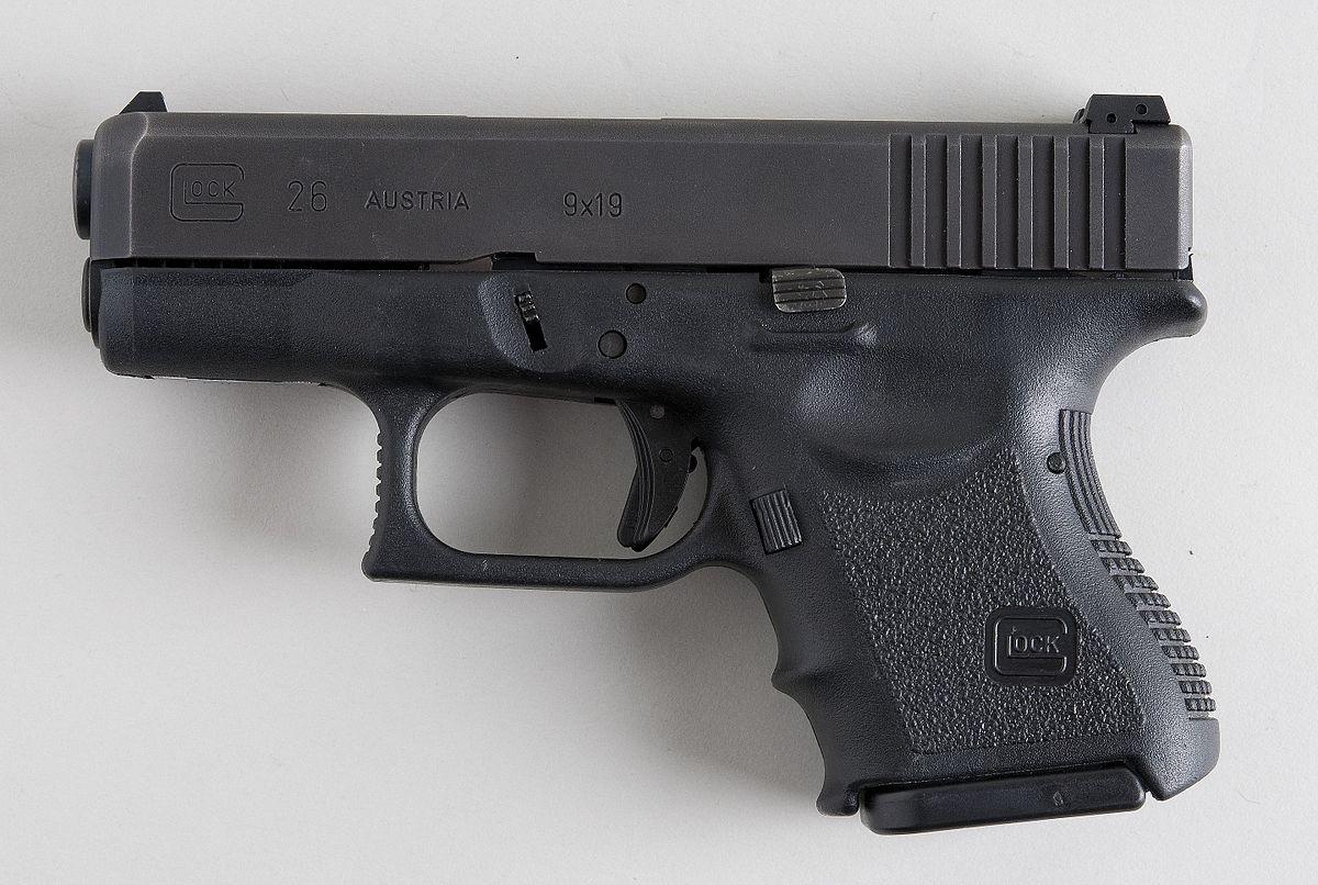glock 26 9mm manual