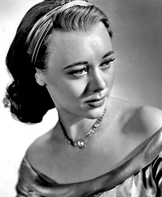 Glynis Johns - Johns in 1952