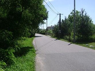 Parcela-Obory - Image: Gmina Konstancin Jeziorna 355