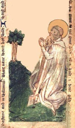 Godric of Finchale - St Godric