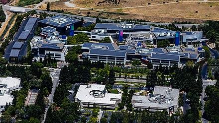 Doesn't the Googleplex seem like it ought to have a googolplex buildings?