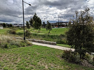 Googong, New South Wales Suburb of Queanbeyan, New South Wales, Australia