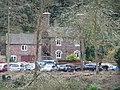 Gothic windowed Cottage near the Ironbridge - geograph.org.uk - 1237562.jpg