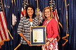 Governor proclamation Military Spouse Appreciation Day in South Carolina.jpg