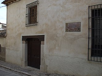 Chinchón - Goya's brother's house in Chinchón