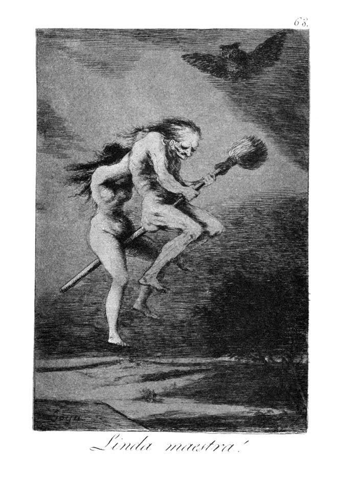 Goya - Caprichos (68)