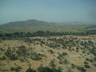 Wildlife of Chad