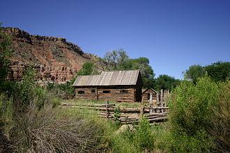 Grafton, Utah - Image: Grafton UT ghost town