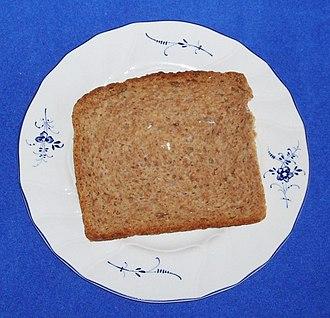 Graham bread - Image: Graham 6