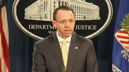 File:Grand Jury Indicts Thirteen Russian Individuals and Three Russian Companies for Scheme to Interfere.webm