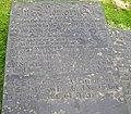 Grave stone in Rastrick Churchyard - geograph.org.uk - 489293.jpg