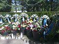 Gravesite of President of Finland Mauno Koivisto (1923-2017), Helsinki, Finland 4.jpg
