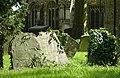 Gravestones, Quainton Churchyard - geograph.org.uk - 939274.jpg