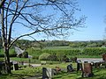 Graveyard with a view, St Martin's church - geograph.org.uk - 406727.jpg