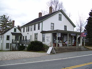 Adamsville, Rhode Island - Grays General Store, founded in 1788, was allegedly the oldest operating general store in the United States.