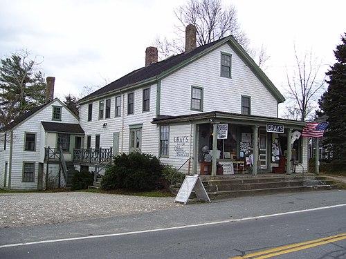 Adamsville mailbbox