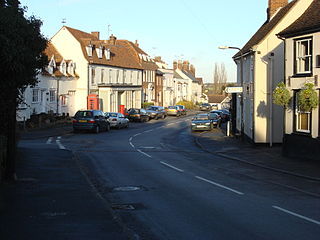 Great Bardfield village in the United Kingdom
