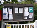 Great Glemham Village Notice Board - geograph.org.uk - 1429375.jpg