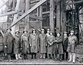 Great Northern officials at Cascade Tunnel 1926.jpg