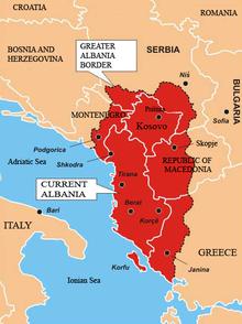 albanien vom mittelalter bis zur gegenwart