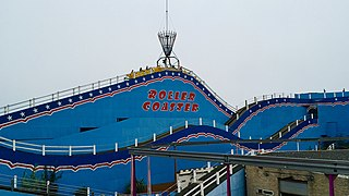 Roller Coaster (Great Yarmouth Pleasure Beach) amusement ride