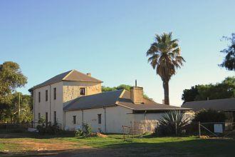 Greenough, Western Australia - Greenough Museum and Gardens