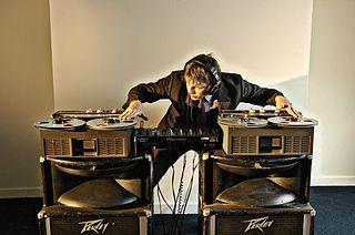 Greg Wilson (DJ) English DJ
