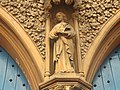 Greyfriars Church, Church Cres, Dumfries DG1 1DF, Front Door Detail.jpg