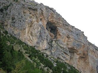 La figlia di Iorio - Grotta del Cavallone in Lama dei Peligni