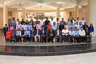 Indian School of Business - Image: Group Photo MPPP 2016