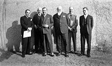 Group photograph; Hunger, Klebs..., 1929 Wellcome L0015776.jpg