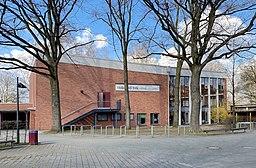 Grundschule Horn am Rhiemsweg in Hamburg, Aula