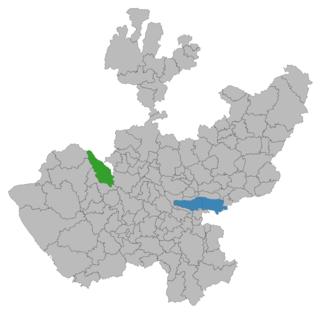 Guachinango, Jalisco Municipality and city in Jalisco, Mexico
